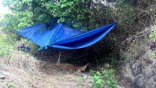 Làm rõ vụ phát hiện thi thể bé trai ở chân núi sau 2 ngày mất tích