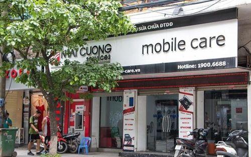 Nhật Cường Mobile bất ngờ mở cửa trở lại để bảo hành cho khách