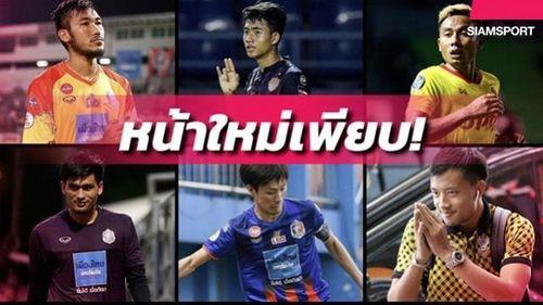 Danh sách Thái Lan đá King's Cup: 'Voi chiến đấu Rồng vàng'