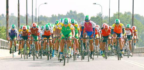 Hai đội khách mời quốc tế dự giải xe đạp Về Nông Thôn 2019