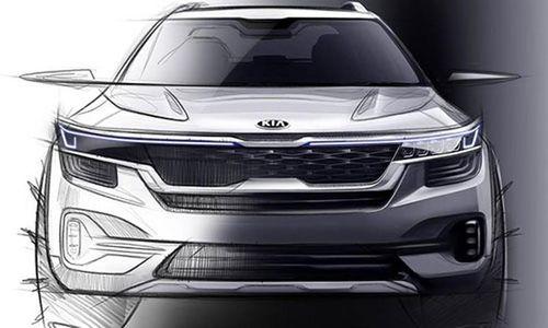 Kia 'nhá hàng' mẫu xe SUV cỡ nhỏ mới cho giới trẻ