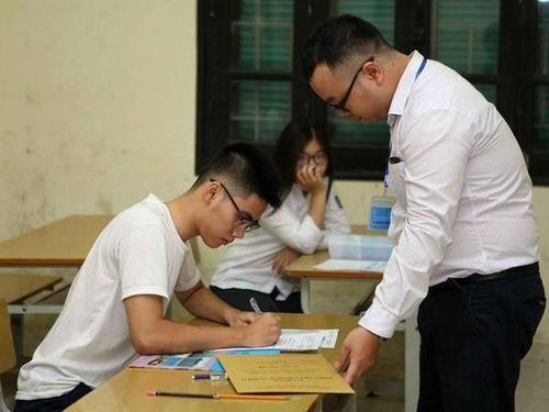 Hàng loạt giải pháp kỹ thuật chặn gian lận thi cử