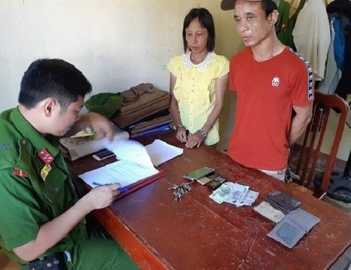 Ninh Bình: Bắt giữ 2 đối tượng chuyên trộm cắp tài sản