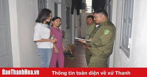 Đảm bảo an ninh trật tự tại các khu nhà trọ