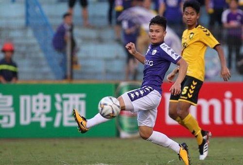 Sau 5 năm bóng đá Việt Nam mới lại vượt qua vòng bảng AFC Cup