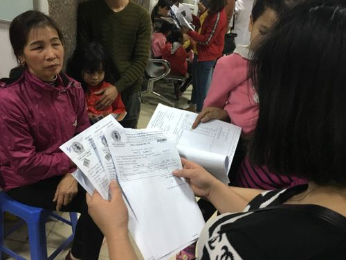 Lãnh đạo Phòng Giáo dục Thuận Thành né trách nhiệm vụ học sinh nhiễm sán lợn