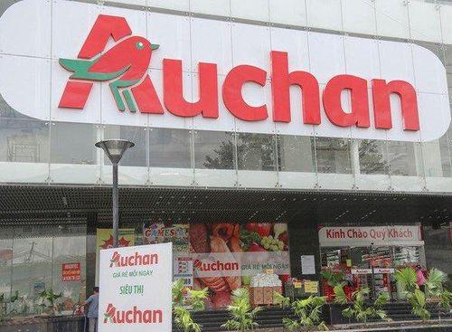 Lỗ gần 1 tỷ Euro, chuỗi siêu thị Auchan rút lui khỏi thị trường Việt Nam
