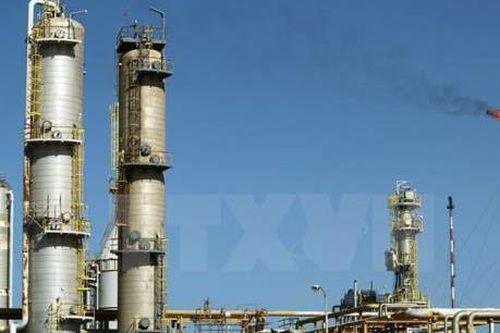 Giá dầu thế giới đi lên trước sự bất ổn tại Trung Đông