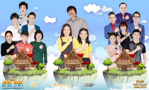Lịch phát sóng phim 'Gia đình là số 1' phần 2 trên HTV7