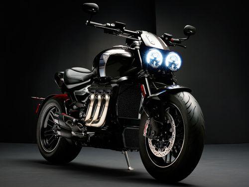 Triumph phối hợp với đội đua F1 Williams phát triển môtô điện