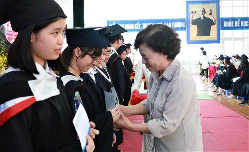 Ngôi trường có bộ sưu tập huy chương 'khủng' ở Hà Nội