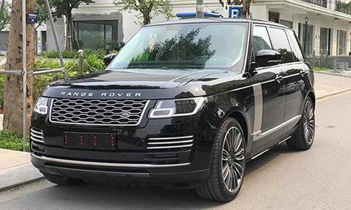 'Soi' xe sang Range Rover 2019 giá 13,3 tỷ ở Hà Nội