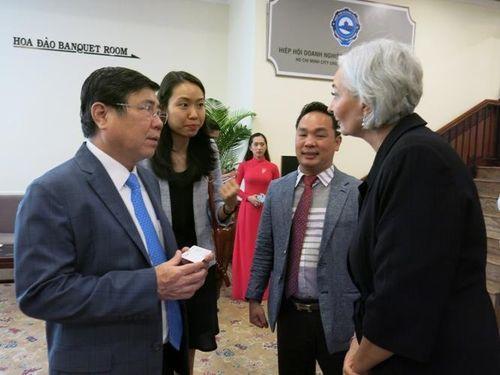 Những cam kết mạnh mẽ của TP. Hồ Chí Minh về thu hút đầu tư