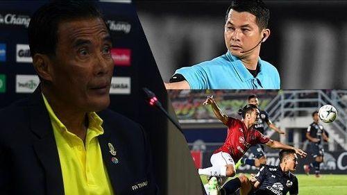 Đấm trọng tài, tuyển thủ Thái bị loại khỏi tuyển đá King's Cup