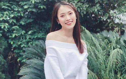 Dàn hot girl Học viện Ngoại giao toàn Hoa khôi, MC nổi tiếng