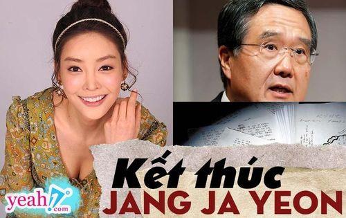 Bộ Tư Pháp Hàn Quốc chính thức lên tiếng, 'bức màn bí ẩn' về vụ án của Jang Ja Yeon cuối cùng cũng khép lại