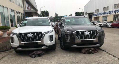 Hyundai Palisade tiếp tục về theo lô, đã cập bến đại lý