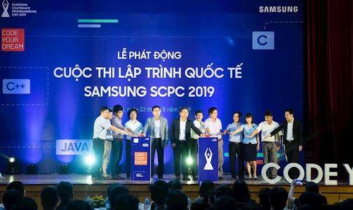 Phát động cuộc thi lập trình quốc tế SCPC 2019