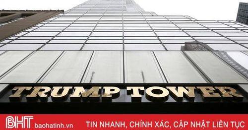 Tháp Trump ở New York bị đọa đánh bom