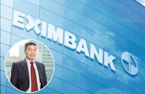 Eximbank bất ngờ thay loạt lãnh đạo cao cấp ngay trước đại hội cổ đông