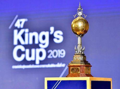 Bản quyền King's Cup: VTC phát sóng trực tiếp
