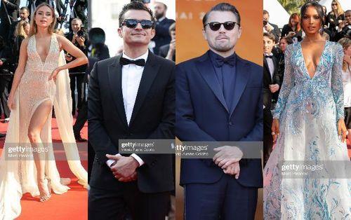 Thảm đỏ Cannes ngày 10: Bạn trai Katy Perry cực bảnh, dàn khách mời nữ gây chú ý với loạt váy áo xẻ cao 'bất tận'
