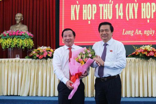Long An có tân Phó Chủ tịch UBND tỉnh