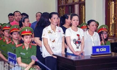 Buôn ma túy xuyên Việt, 8 đối tượng lãnh án tử hình