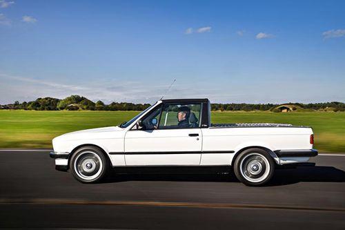 Có thể bạn chưa từng biết đến 10 mẫu BMW đặc biệt này