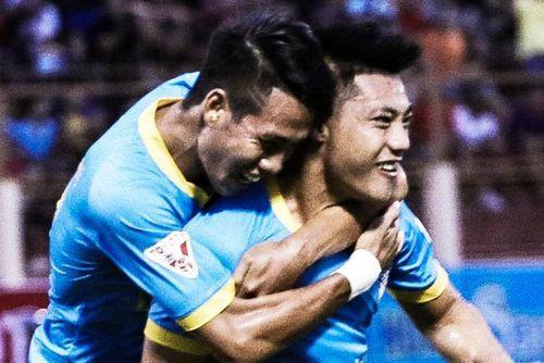 Highlights V.League: CLB Khánh Hòa 3-2 CLB Quảng Nam