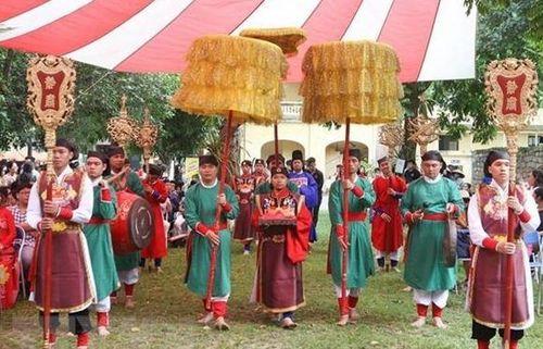 Nhiều hoạt động văn hóa truyền thống tại Hoàng thành Thăng Long