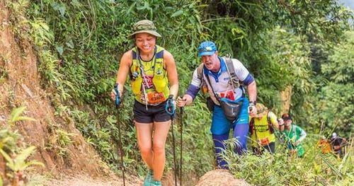 Hàng nghìn vận động viên tham gia tranh tài tại giải Vietnam Jungle Marathon - Pù Luông 2019