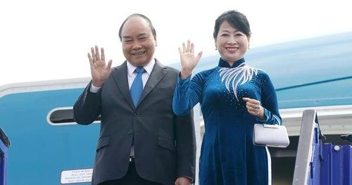 Thủ tướng Nguyễn Xuân Phúc bắt đầu chuyến thăm chính thức Thụy Điển