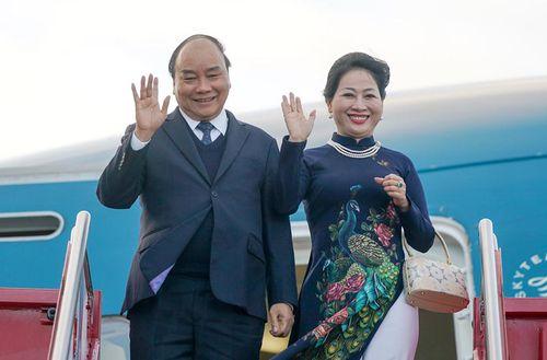 Thủ tướng kết thúc tốt đẹp chuyến thăm chính thức NaUy