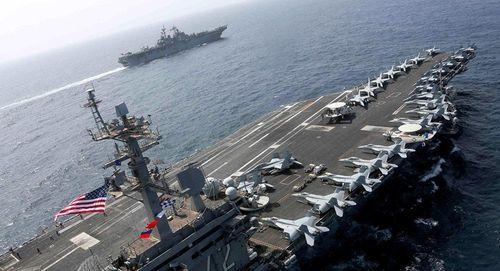 Iran có thể đánh chìm tàu sân bay Mỹ bằng 'vũ khí bí mật'