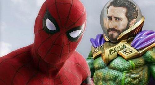 Spider Man tồn tại trong chiều không gian nào?