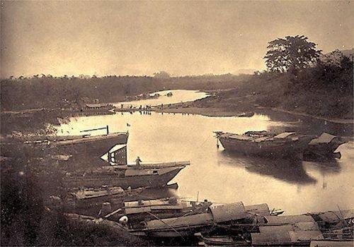 GS Trần Quốc Vượng viết về sông Tô Lịch ngày xưa