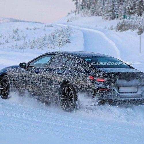 Xem trước phiên bản BMW 8-Series Gran Coupe tại thị trường châu Âu