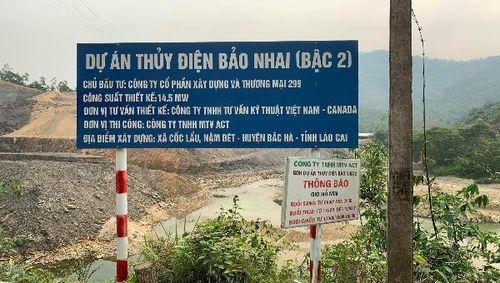 Lào Cai: Ai 'tiếp tay' cho doanh nghiệp ngang nhiên triển khai dự án khi chưa đủ thủ tục pháp lý?