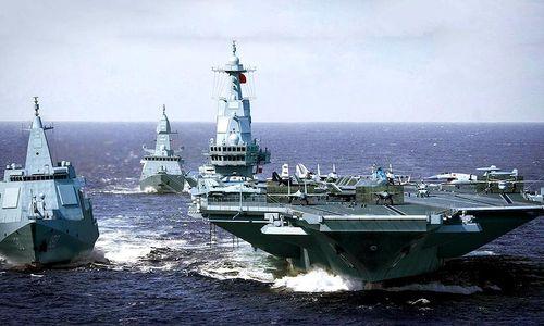 Tàu sân bay Trung Quốc đang đóng nhái tàu Mỹ đã 'về hưu'?