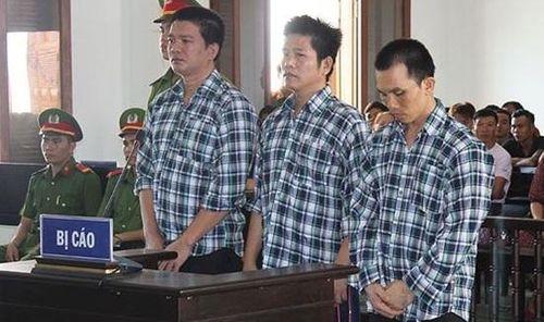 Kẻ chủ mưu cướp thùng vàng ở Phú Yên lĩnh án chung thân
