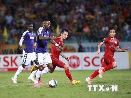 V-League 2019: Điểm tên đội bóng vô địch lượt đi sau vòng đấu 12