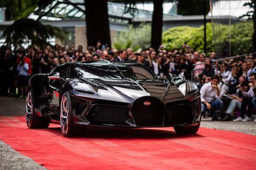 Siêu xe đắt nhất thế giới tiếp tục 'ẵm' thêm giải thưởng danh giá