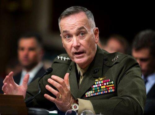 Tướng Mỹ: Ông Tập Cận Bình 'nuốt lời hứa' về quân sự hóa Biển Đông