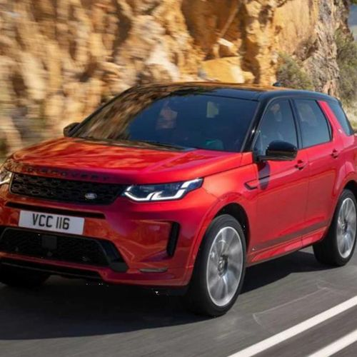 Land Rover đã trình làng mẫu SUV Discovery Sport 2020