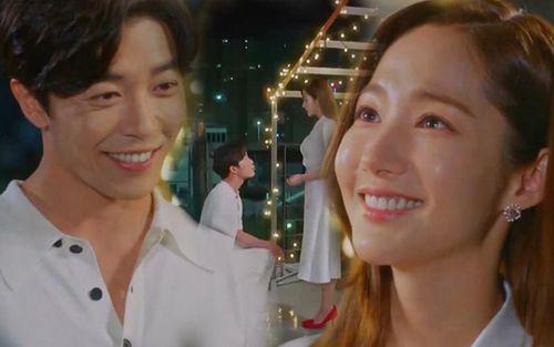 Phim 'Bí mật nàng fangirl' tập cuối: Kết thúc đẹp như mơ của Kim Jae Wook và Park Min Young