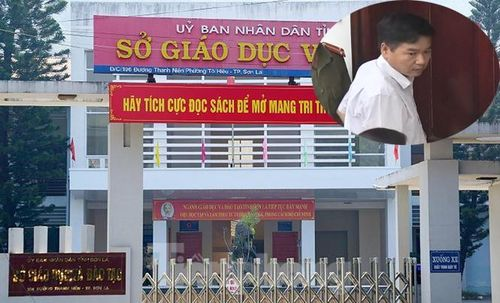 Cả ban giám đốc Sở GD&ĐT Sơn La 'nhúng chàm' vụ gian lận điểm thi