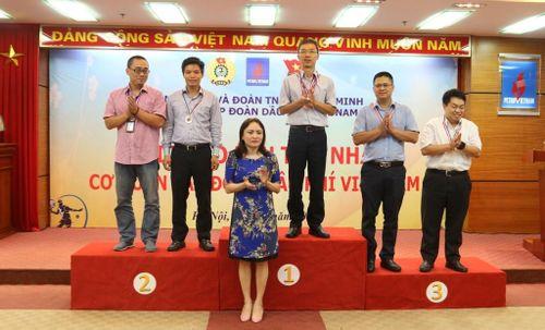 Bế mạc và trao giải Hội thao Cơ quan Tập đoàn lần thứ I năm 2019