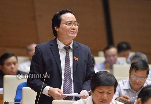 Bộ trưởng Phùng Xuân Nhạ 'xin nhận trách nhiệm' về gian lận thi cử, bạo lực học đường