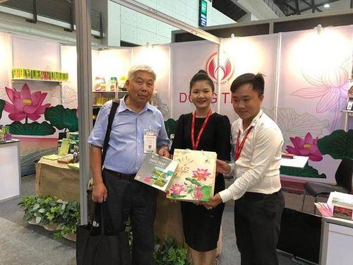 Đồng Tháp có 14 doanh nghiệp tham gia hội chợ Thaifex 2019